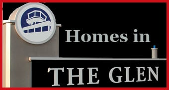 Homes in The Glen logo